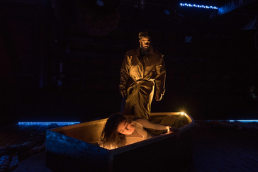 """In Review: Sidney Outlaw in Floating Opera New York's """"Pelleas and Melisande"""""""