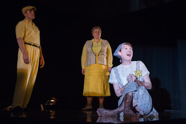 """More reviews are in for AVA PINE and ROBERT WOOD in UrbanArias' double bill of """"After Life / Josephi"""