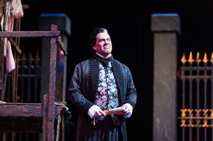 "MacKenzie brings ""appealing, impeccably-controlled vocalism"" to North Carolina ""Tosca"