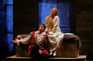 """The reviews are in for Marie-Eve Munger in Virginia Opera's """"Romeo and Juliet""""!"""