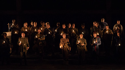 "Opera News: Bowers ""quite touching"" in Washington National Opera's ""Silent Night&"