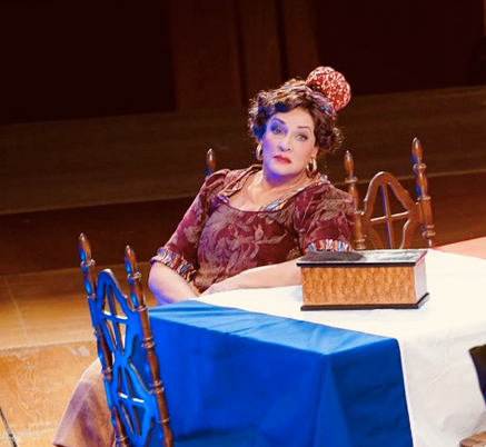 """Livengood """"wonderful"""" as The Old Lady in """"Candide' with Utah Symphony"""