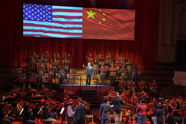 "In Review: Mechavich and Yuan in Auckland Music Festival's ""Nixon in China"""
