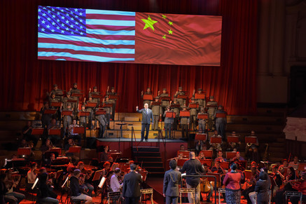 """In Review: Mechavich and Yuan in Auckland Music Festival's """"Nixon in China"""""""
