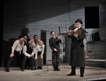 """In Review: Biller is """"delicious"""" in """"The Trial"""" at Opera Theatre of St. Louis"""