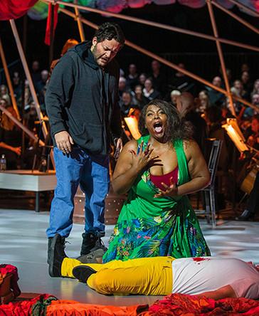 "Opera News: Yankovskaya displays ""remarkable versatility"" in COT Everest & Aleko"