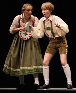 """Latini a """"superstar"""" as Gretel with the Miami Music Festival"""