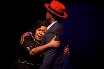 "In Review: Karen Slack in Opera Parallele's ""Champion"""