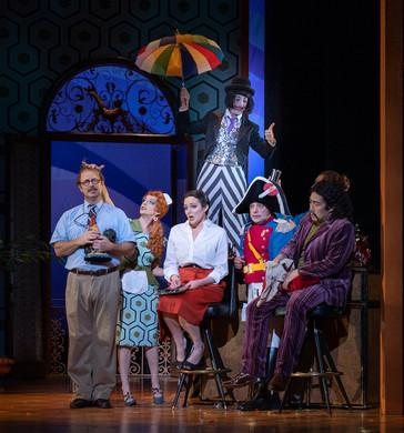 "In Review: Burns in Utah Opera's ""Il barbiere di Siviglia"""