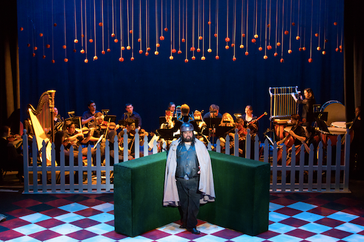 """Havey's production of """"Falstaff"""" wins 2nd Place Winner in Opera Performance from The A"""