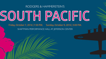 """Corey Crider brigs """"sweep of operatic passion"""" to Opera Roanoke """"South Pacific"""""""