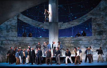 "Opera News hails Jasmine Habersham as a ""standout"" in Utah Opera ""Moby Dick"""