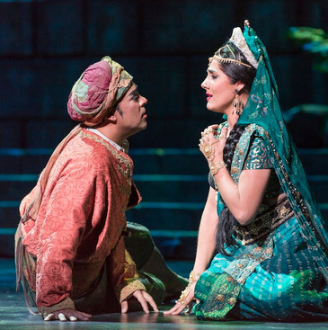 "Talbot receives rave review for ""Pearl Fishers"" with FGO"