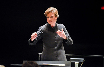 Dallas Opera's Hart Institute attempts to correct gender inequality among conductors
