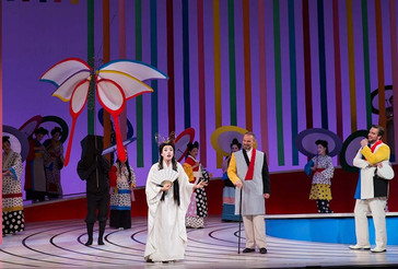 "In Review: Ian McEuen is Goro is Washington National Opera's ""Madama Butterfly"""
