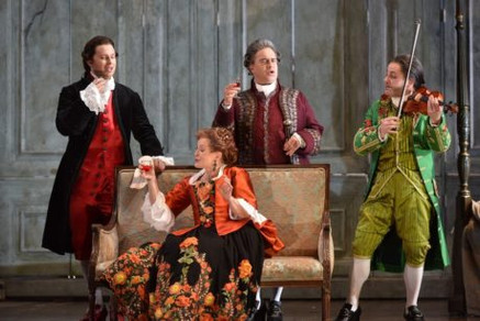 "In Review: Ferrante in Opera Philadelphia's ""Le nozze di Figaro"" is ""outstanding&"
