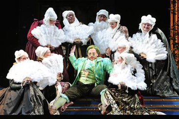 """In Review: Sloan, Masters, and McEuen in AZ """"Magic Flute"""""""