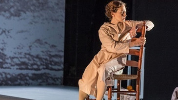 """In Review: Jennifer Zetlan and Lidiya Yankovskaya in """"Ellen West"""" with the Prototype Festi"""