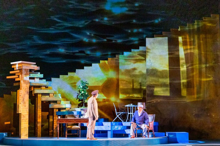 "In Review: Montenegro and Miller impress in Virginia Opera's ""Il postino"""