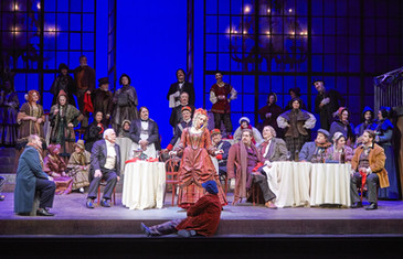 "Latini brings ""jaw-dropping vocals"" to Calgary ""La bohème"""