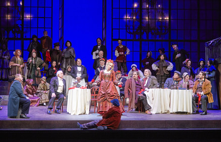 """Latini brings """"jaw-dropping vocals"""" to Calgary """"La bohème"""""""