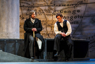 "In Review: McIntyre and Mayes enjoy success in Pittsburgh Opera's ""Moby Dick"""