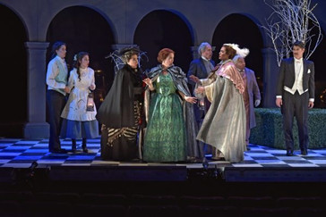 "Excellent reviews for Katherine Whyte as the Countess in Opera Saratoga's ""Le nozze di Figa"