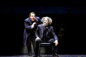 """Hernandez and Ferrante triumph in Chicago Opera Theater's """"Elizabeth Cree"""""""