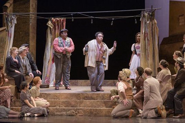 "In Review: Piper, Mayes, Mechavich, and McIntyre in Madison opera's ""Cav/Pag"""