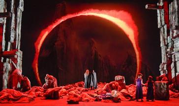 """In Review: Mithra Mastropierro in The Dallas Opera's """"Norma"""""""