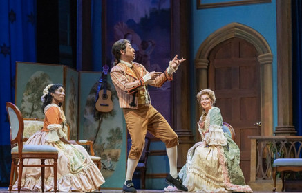 "In Review: Biller and Griffin in Florentine Opera's ""Le nozze di Figaro"""