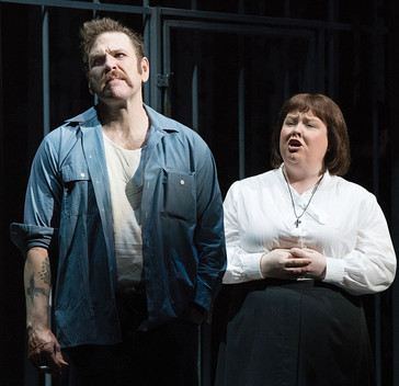 """Opera News on Mayes in """"Dead Man Walking"""" in ATL: """"the opera could have been written"""