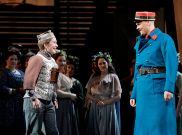 "In Review: Rosen as Siébel in""Faust"" with Lyric Opera of Chicago"