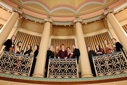 "Blumberg lends a ""lyrical, resonant bass"" to Bach's Christmas Oratorio with Apollo&#39"