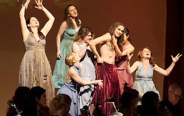 "In Review: Amanda Crider in ""L'Orfeo"" with Apollo's Fire"