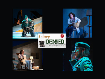 """In Review: Belcher and Riesen in """"Glory Denied"""" at Berkshire Opera Festival"""