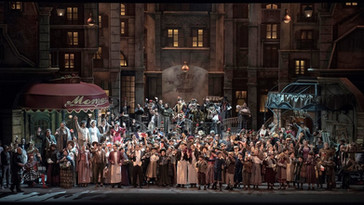 """In Review: Colaneri leads """"La bohème"""" at Teatro Colon with """"subtlety and vivacity&quo"""