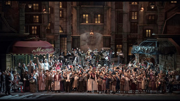 "In Review: Colaneri leads ""La bohème"" at Teatro Colon with ""subtlety and vivacity&quo"