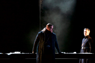 "Bouley brings ""full-bodied baritone"" to Staatstheater am Gärtnerplatz ""Tosca"""