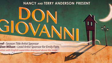 """In Review: Birsan lends """"silvery sound"""" to Florentine Opera """"Don Giovanni"""""""