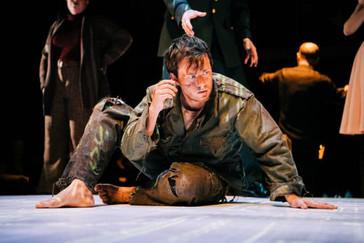 "In Review: McIntyre, Wood, and Riesen in UrbanArias ""Glory Denied"""