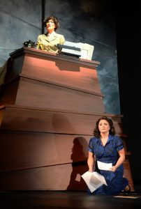 "In Review: Babcock and Livengood impress in Long Beach Opera's ""The Consul"""