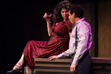 """In Review: Anderson and Griffin shine in Opera Birmingham's """"Tragedy of Carmen"""""""
