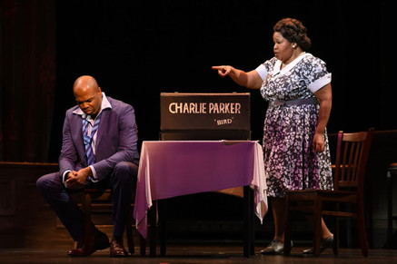 "Slack and Outlaw give ""powerful"" performances in Arizona Opera's ""Yardbird"""