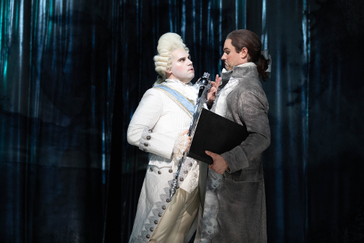 """Bryan impresses as Beaumarchais in Glimmerglass """"The Ghosts of Versailles"""""""