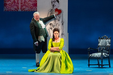 "In Review: Colaneri inspires a ""graceful and electrifying"" ""Il barbiere di Siviglia&q"