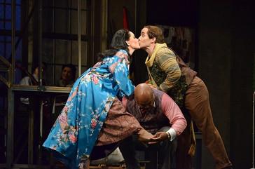 "Abreu receives glowing reviews of his fill-in as Almaviva in Florida Grand Opera's ""Barber of Sevill"