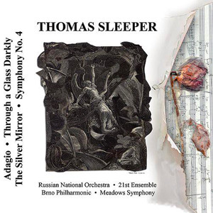 "Opera News hails Zeniodi for recording of Thomas Sleeper's ""Through a Glass Darkly"""