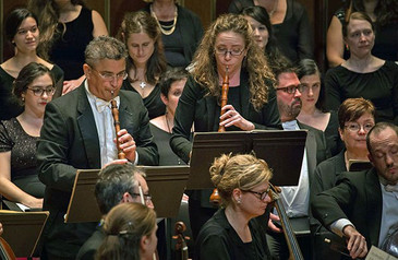 "Blumberg brings his ""sweet upper range"" to Boston Baroque in Bach Mass in B Minor"