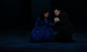 "In Review: Bouley and Andreassen in Opera San Jose's ""Der fliegende Holländer"""